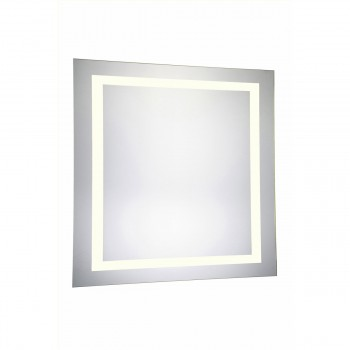 "Nova MRE-6040 Rectangle LED Mirror, 36"" x 36"""