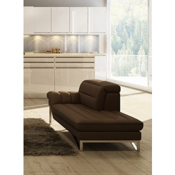 Astro Lounger, Chocolate by J&M Furniture