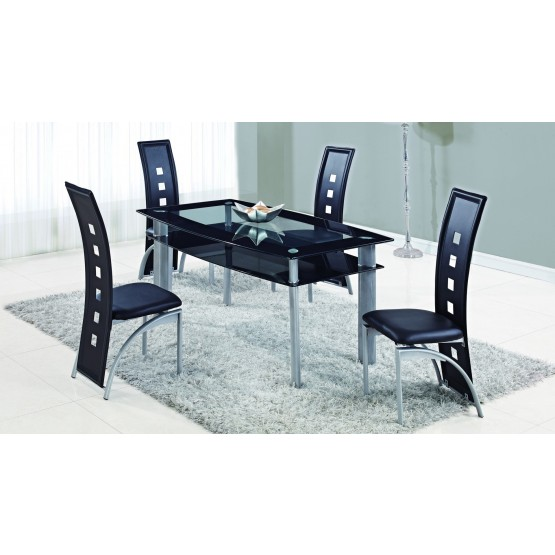 D1058 5-Piece Dining Room Set photo