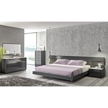 Braga 3-Piece King Size Bedroom Set