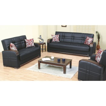 Bronx 3-Piece Living Room Set