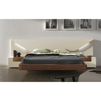 Elena King Size Bed