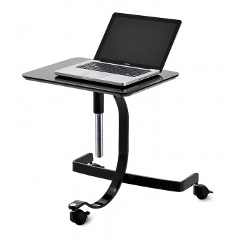 Media Portable Desk, Black