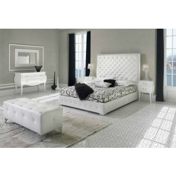 639 Valeria 3-Piece Euro Queen Size Storage Bedroom Set
