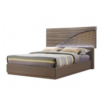 North Queen Bed by Global Furniture USA