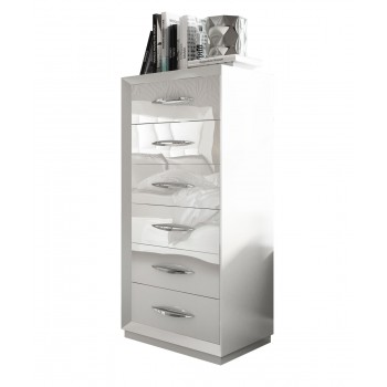 Carmen Chest, White