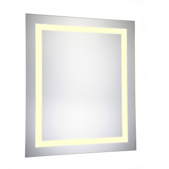 "Nova MRE-6011 Rectangle LED Mirror, 20"" x 30"""