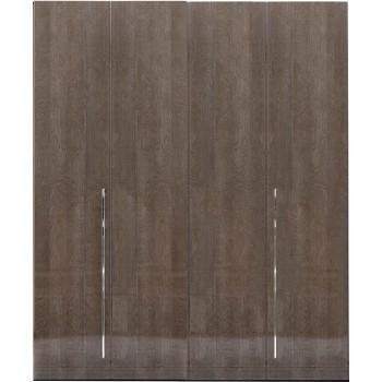 Platinum 4-Door Wardrobe