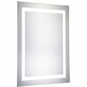 "Nova MRE-6002 Rectangle LED Mirror, 20"" x 40"""