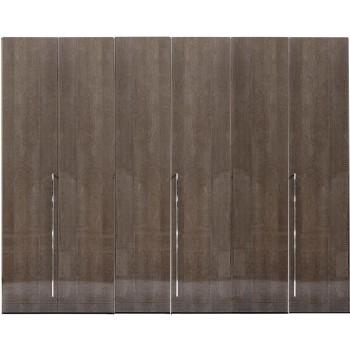 Platinum 6-Door Wardrobe