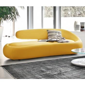 Duny Sofa, Yellow Leather