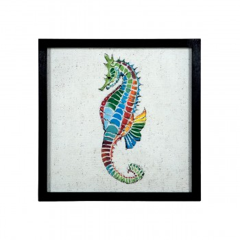 Coastal Colors II - Sea Horse
