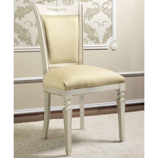 Torriani Dining Side Chair, Ivory photo