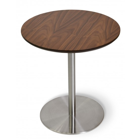 Ares End Table, Walnut photo