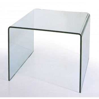 C26A Glass Coffee Table