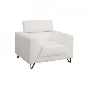 U8210 Chair, White by Global Furniture USA