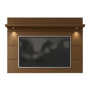 "Cabrini 70.86"" TV Panel, Nut Brown"