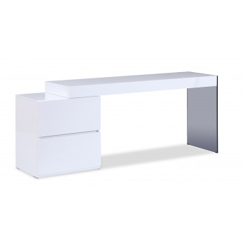 Mia Modern Office Desk by J&M Furniture