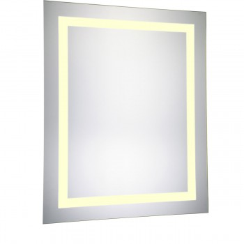 "Nova MRE-6013 Rectangle LED Mirror, 24"" x 30"""