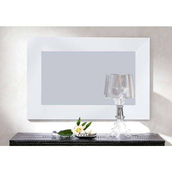 E96 Mirror, White photo