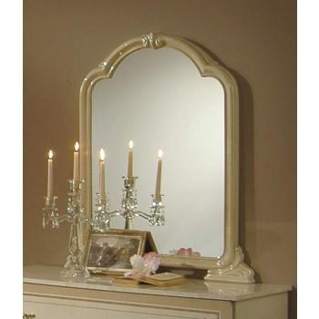 Gioia Mirror, Ivory