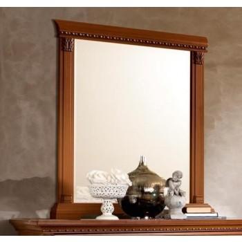 Treviso Rectangular Mirror, Cherry