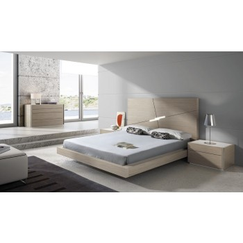 Evora Queen Size Bedroom Set by J&M Furniture