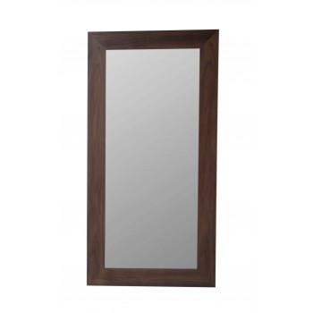 Malta Mirror Large, Walnut by SohoConcept Furniture