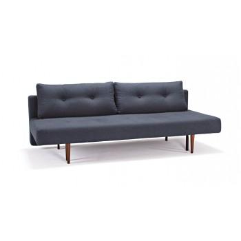 Recast Plus Sofa Bed, 515 Nist Blue Fabric