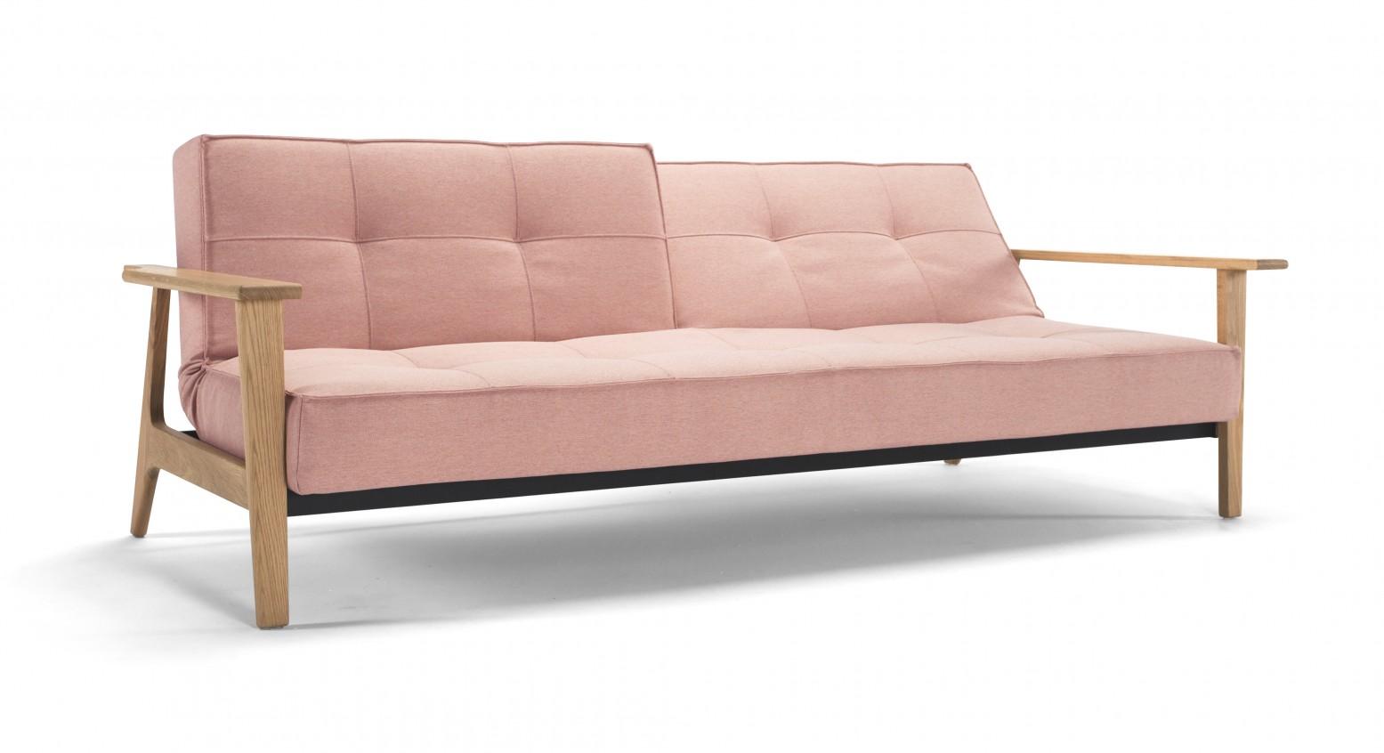 Splitback Sofa Bed W Frej Arms 557