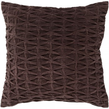 "Square Pillows CUS-28005, 18"" by Chandra"