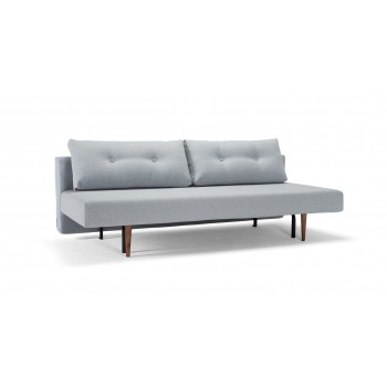 Recast Plus Sofa Bed, 552 Soft Pacific Pearl Fabric