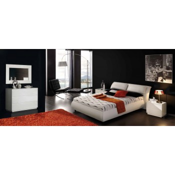 615 Meg 3-Piece Euro Super Queen Size Storage Bedroom Set