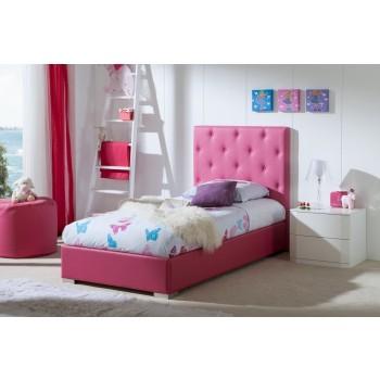876 Raquel Youth Euro Twin Size Bed