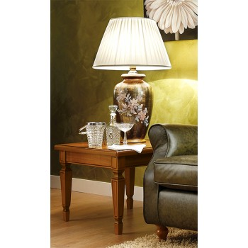 Nostalgia Lamp Table, Walnut