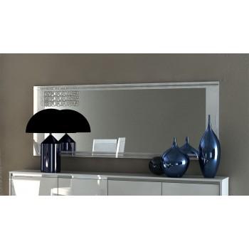 Caprice Mirror, White