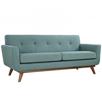 Engage Upholstered Loveseat, Laguna by Modway