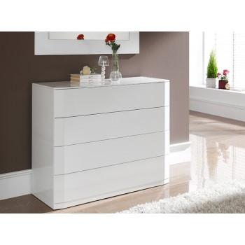 C102 Dresser, White