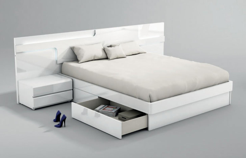 Sara King Size Storage Bedroom Set Buy Online At Best Price