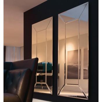 Costantia Rectangular Silver Mirror