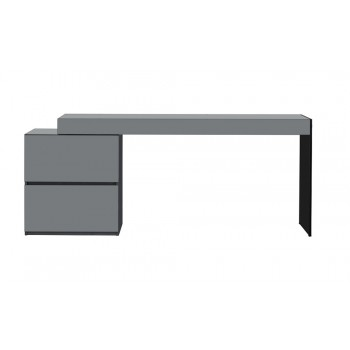 Coach Modern Office Desk by J&M Furniture