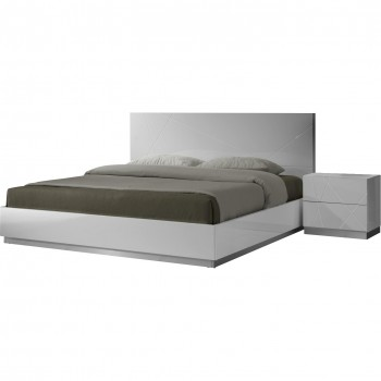 Naples Twin Size Bed by J&M Furniture