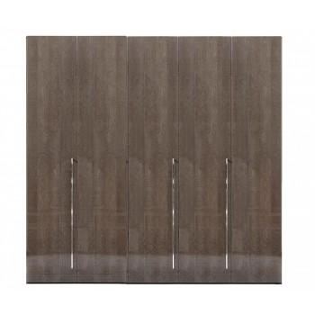 Platinum 5-Door Wardrobe