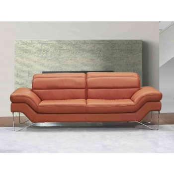 Astro Sofa, Pumpkin by J&M Furniture
