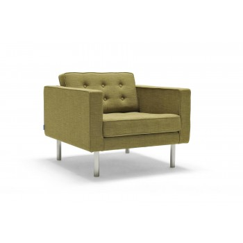 Bulgaria Armchair, Green