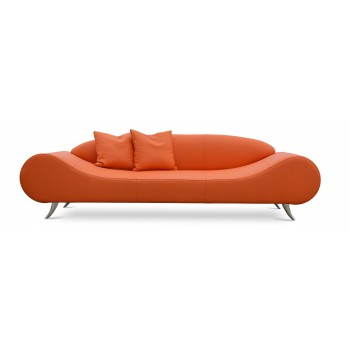 Harmony Sofa, Orange PPM by SohoConcept Furniture