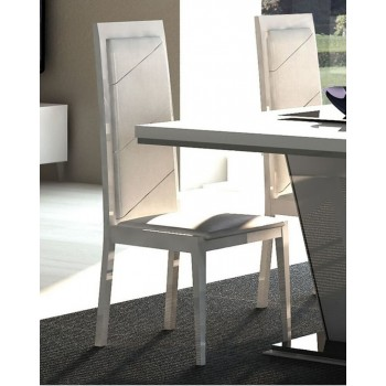 Caprice Dining Chair, White