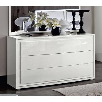 Dama Bianca Single Dresser