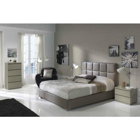 641 Noa 3-Piece Euro Queen Size Bedroom Set photo