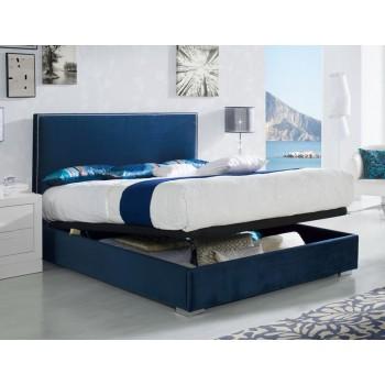 872 Cristina Euro Queen Size Storage Bed